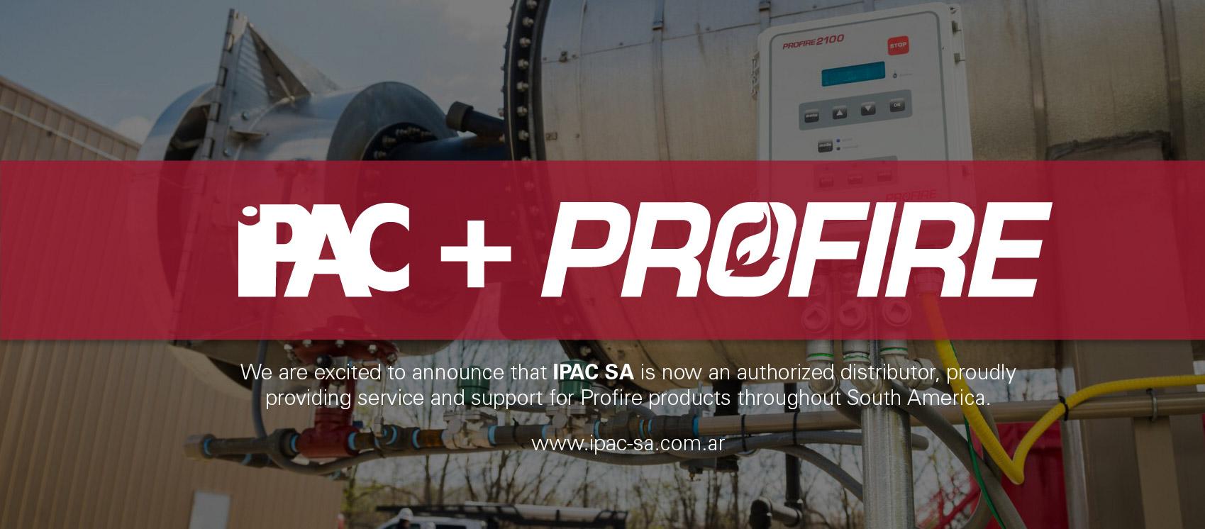 Profire Partners with IPAC